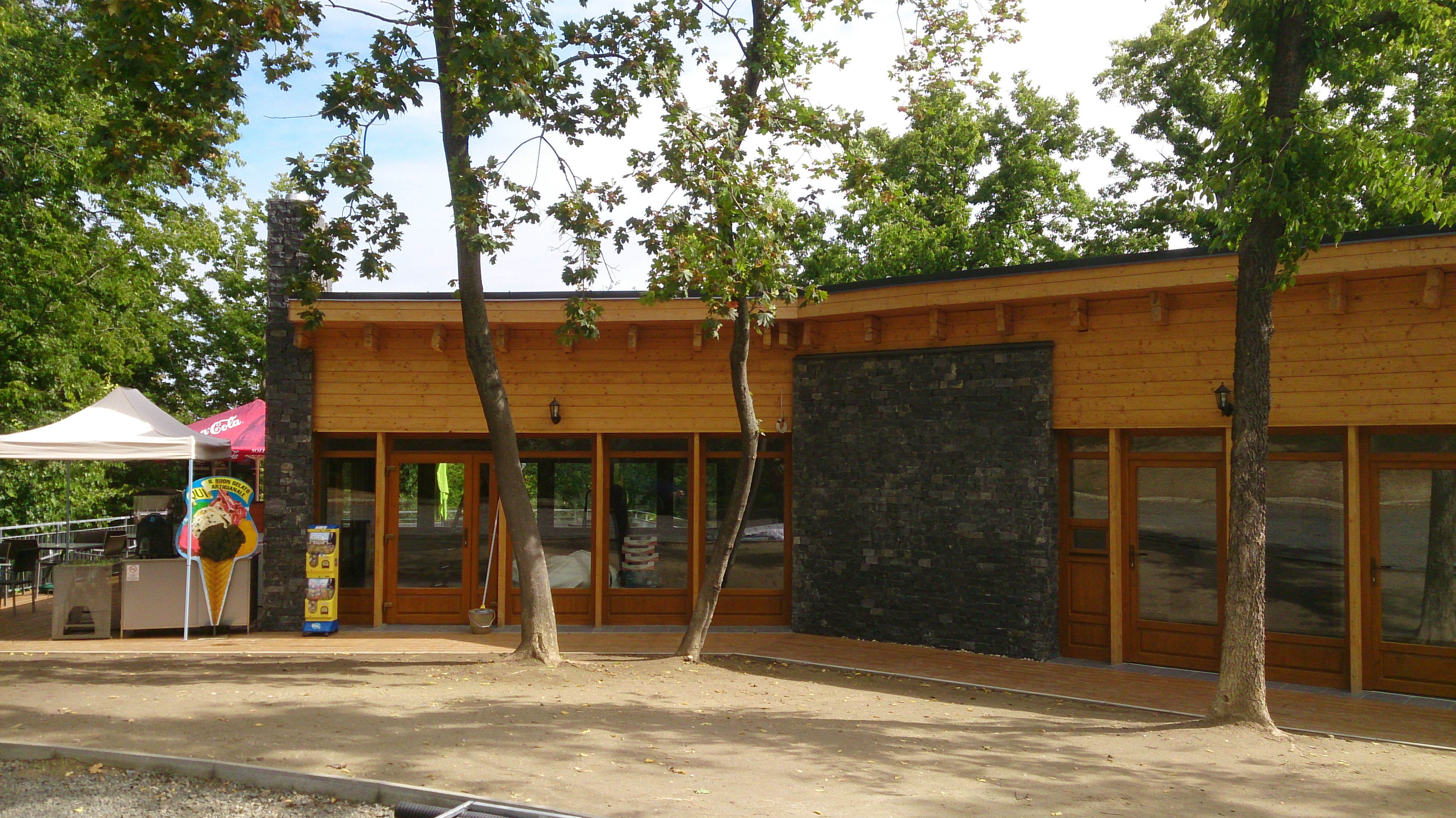 Balatonboglár Bobpálya teljes gépészeti munkái