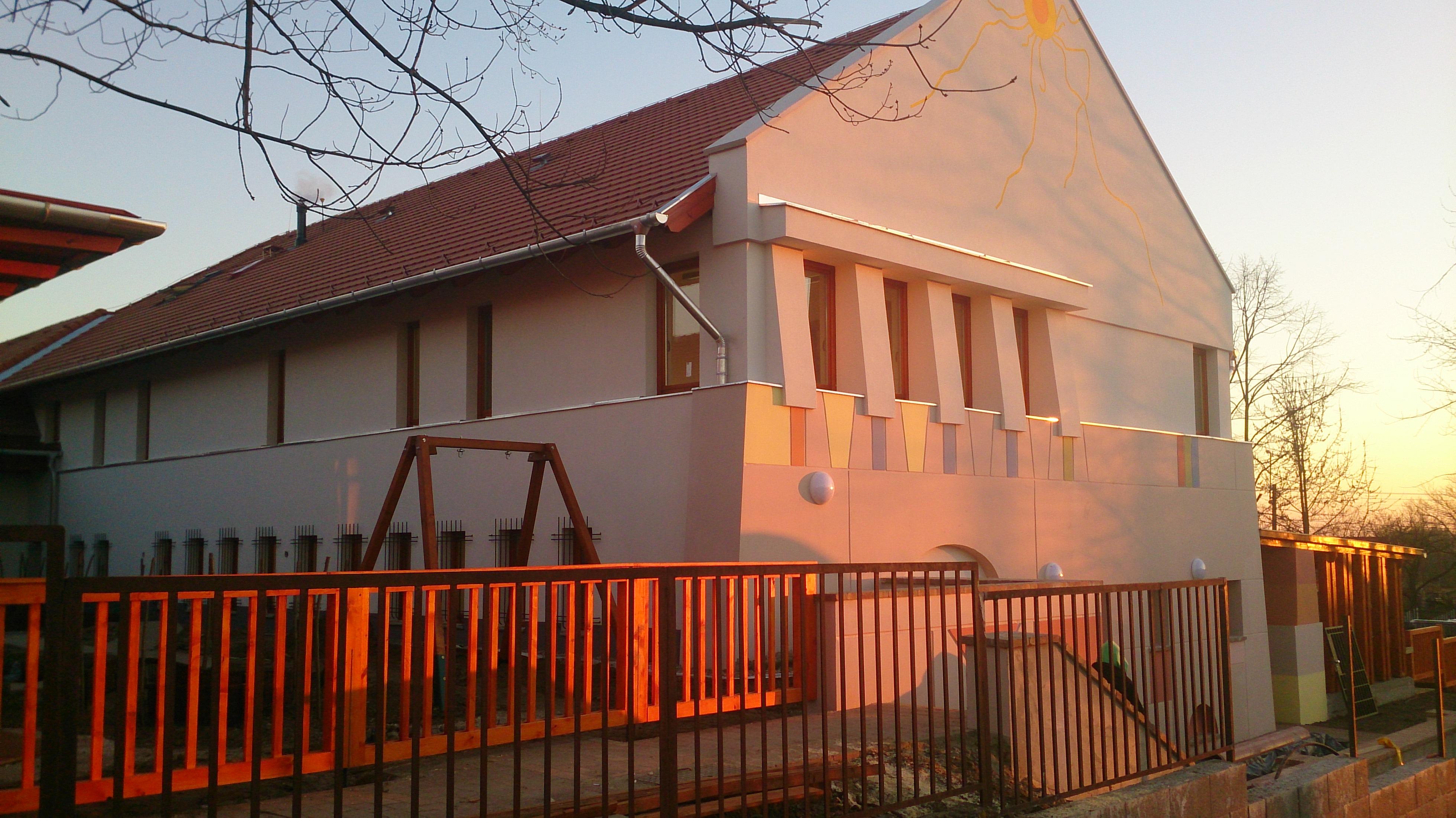 Fót Boglárka Bölcsöde teljes épületgépészeti munkái (16)