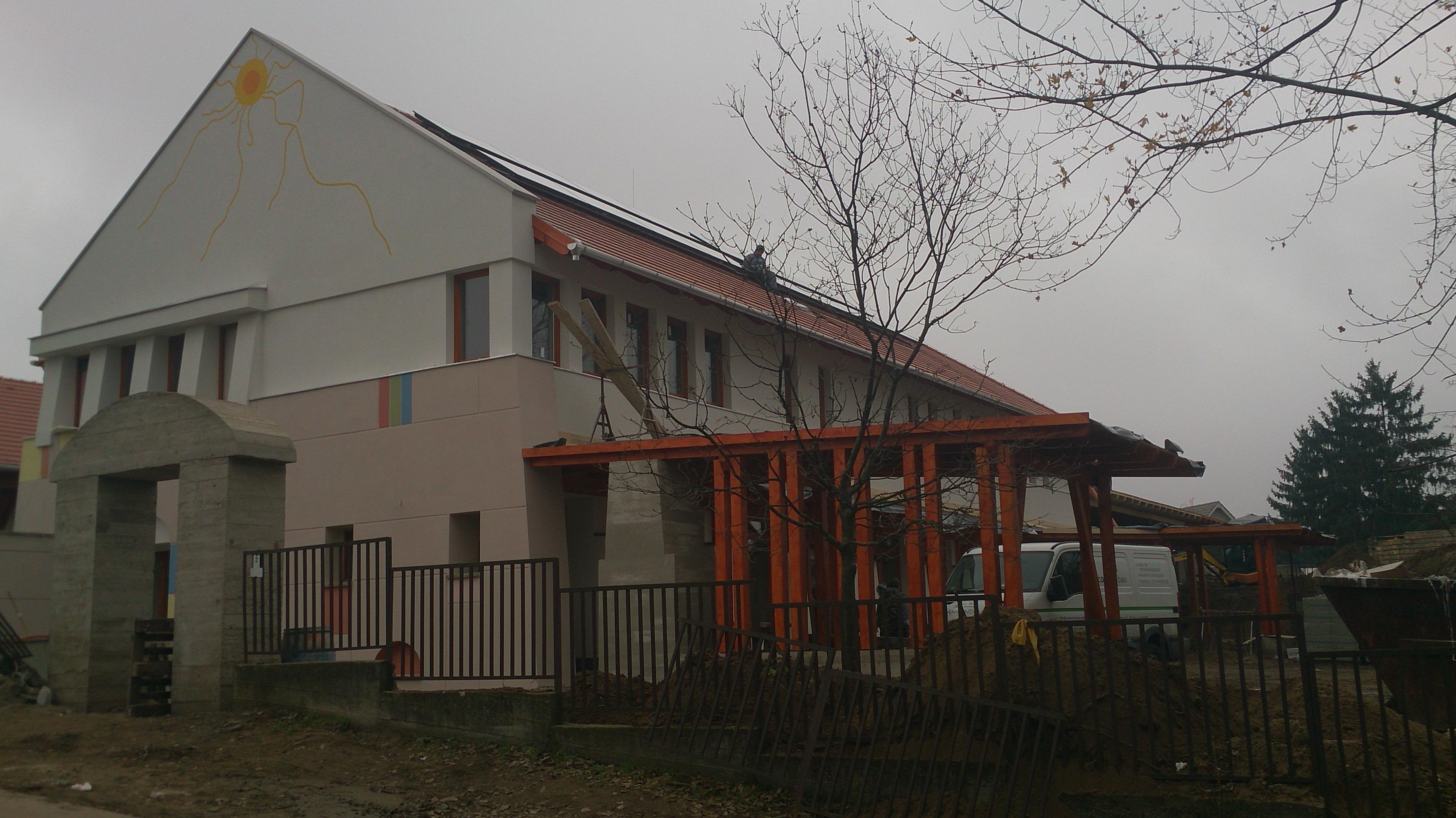 Fót Boglárka Bölcsöde teljes épületgépészeti munkái (5)