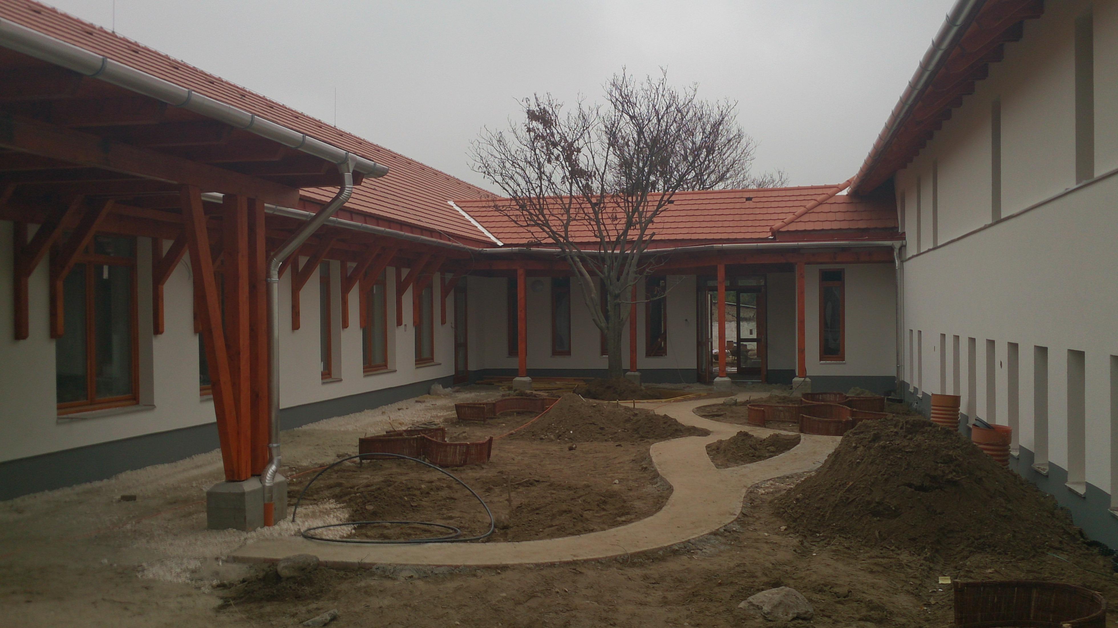 Fót Boglárka Bölcsöde teljes épületgépészeti munkái (6)